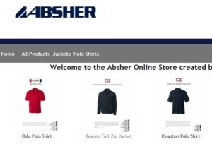 Absher Web Store