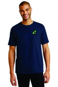 Hanes 5250 Embroidered T-Shirt